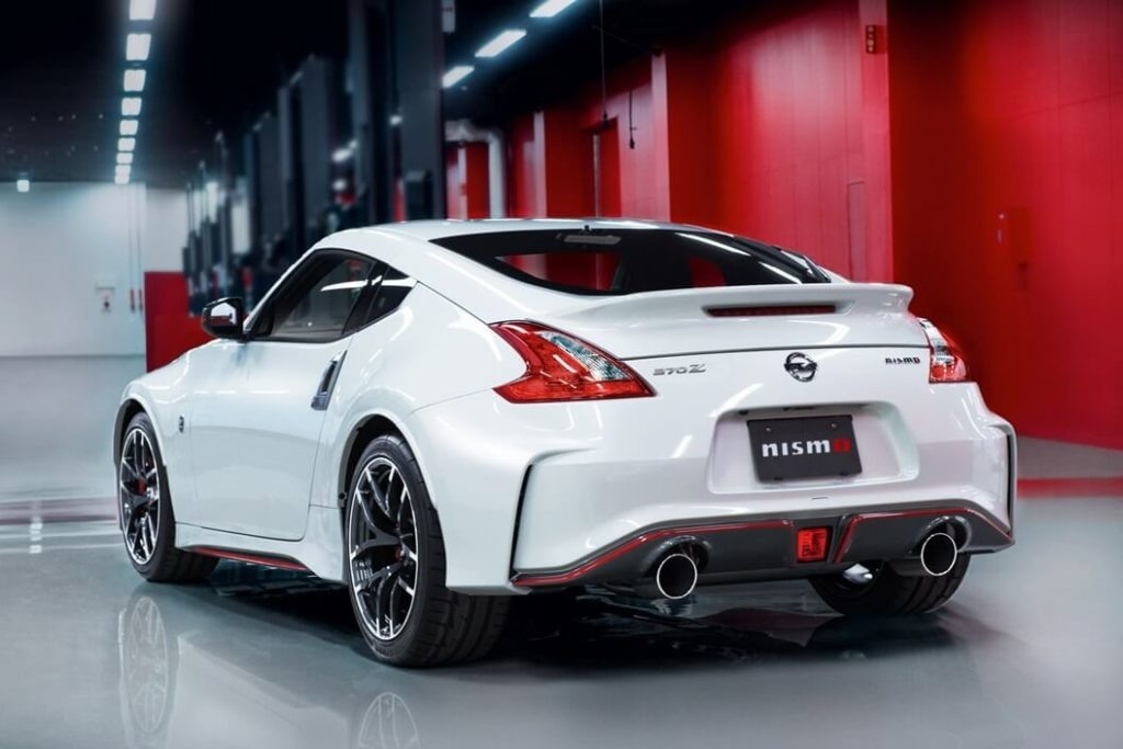 2019 Nissan Z35 Overview