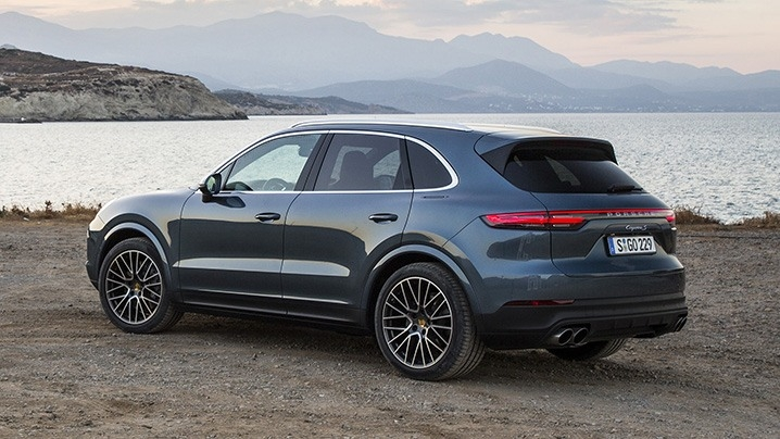 New 2019 Porsche Cayenne Review