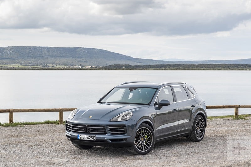 The 2019 Porsche Cayenne Overview