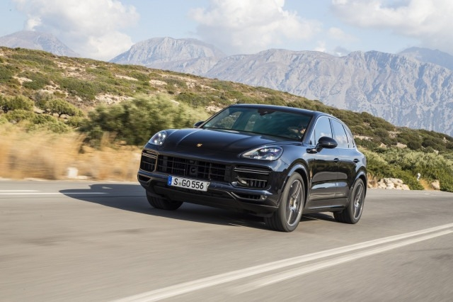 2019 Porsche Cayenne Turbo S New Review