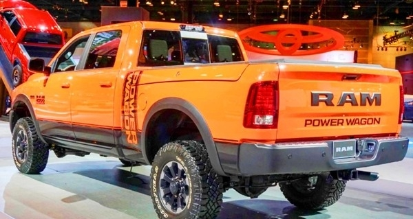 2019 Power Wagon New Release