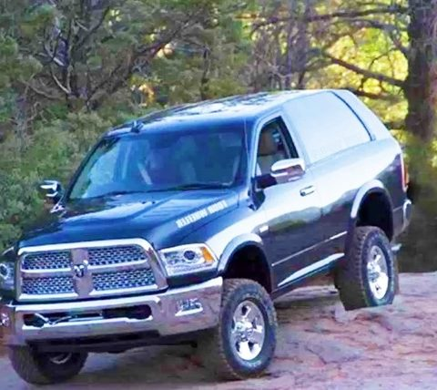 New 2019 Ramcharger New Release