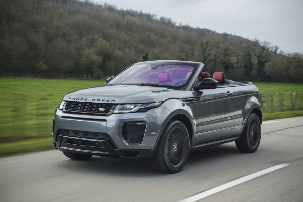 Best 2019 Range Rover Evoque Xl New Review