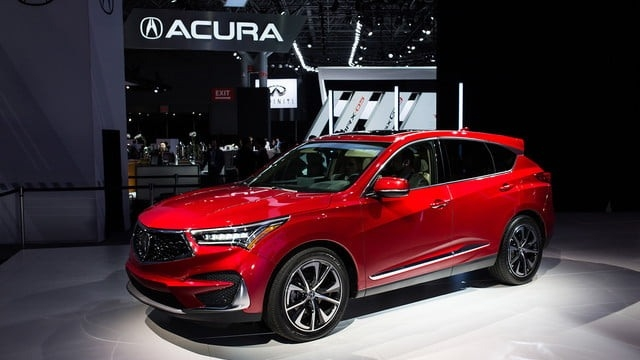 2019 Rdx Acura Release Date