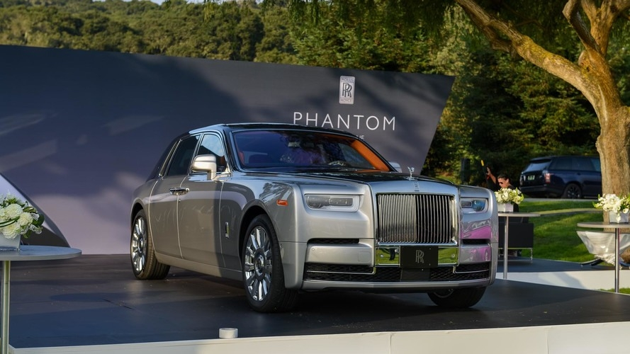 The 2019 Rolls Royce Phantom New Release