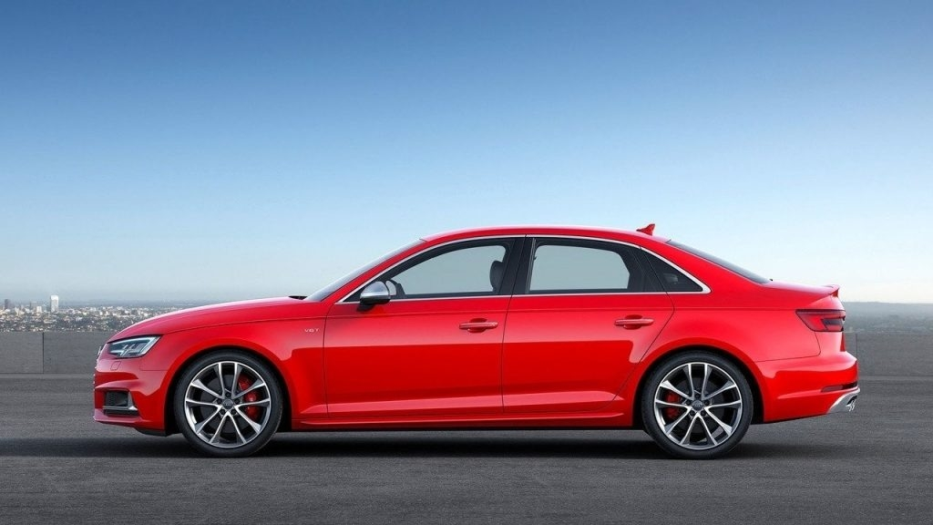 The 2019 S4 Audi Picture