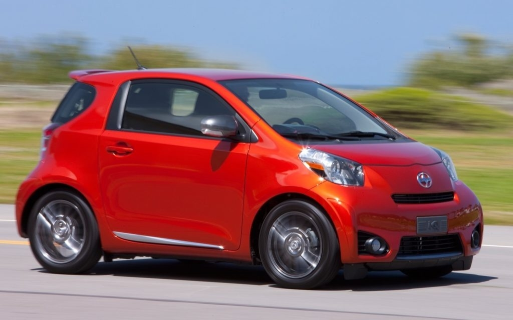 2019 Scion Iq Review and Specs