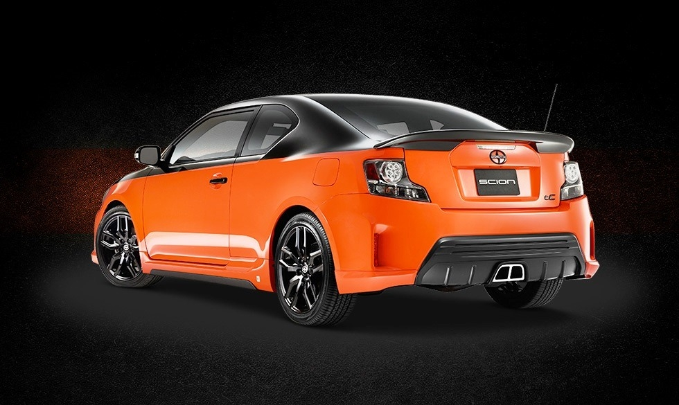 2019 Scion Tc New Release