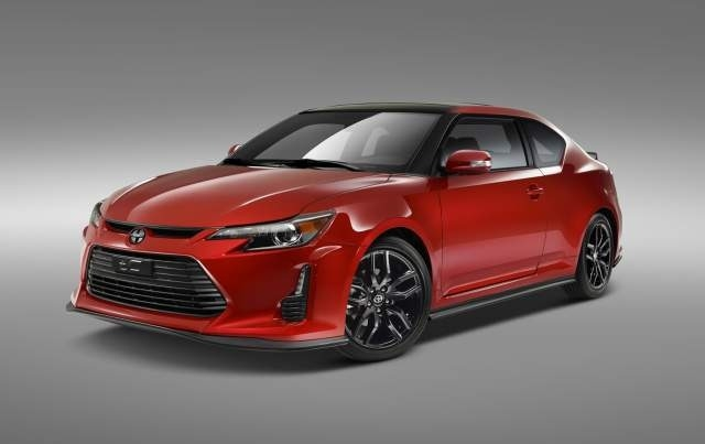 The 2019 Scion Tc First Drive