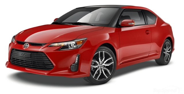 Best 2019 Scion Tc New Interior