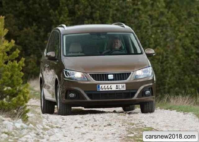 2019 seat alhambra new review cars studios. Black Bedroom Furniture Sets. Home Design Ideas