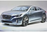 2019 Subaru Legacy Turbo Gt New Interior