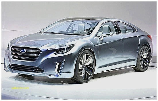 2019 Subaru Legacy Turbo Gt New Interior