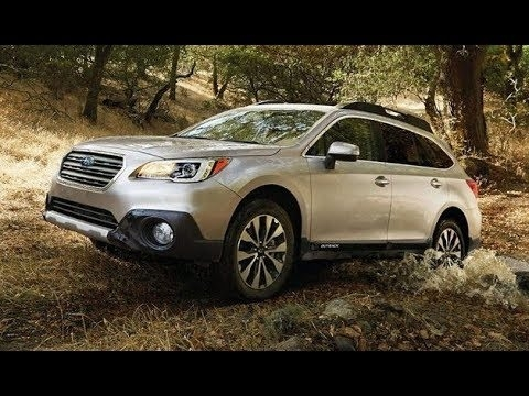 The 2019 Subaru Outback Picture