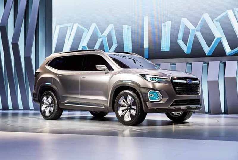2019 Subaru Outback Price and Release date