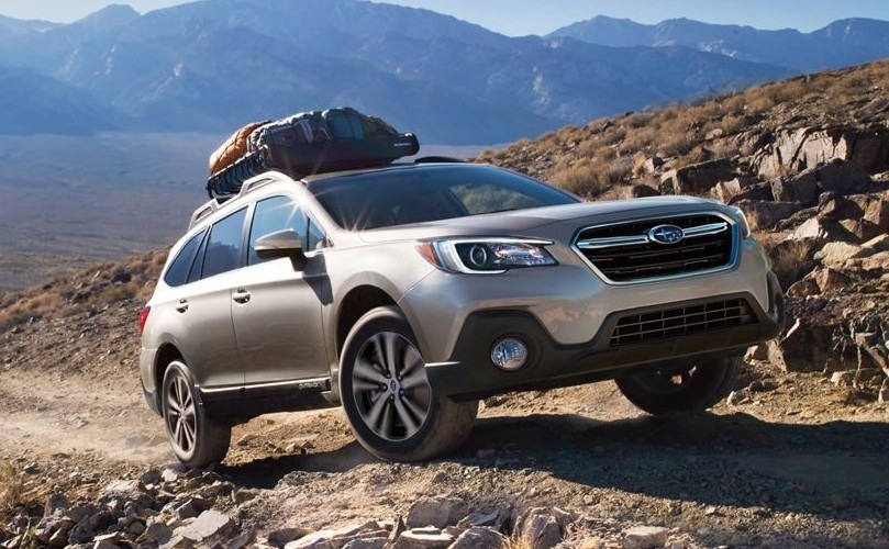 The 2019 Subaru Outback New Review