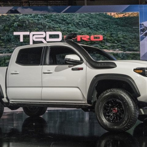 The 2019 Tacoma Truck Review and Specs