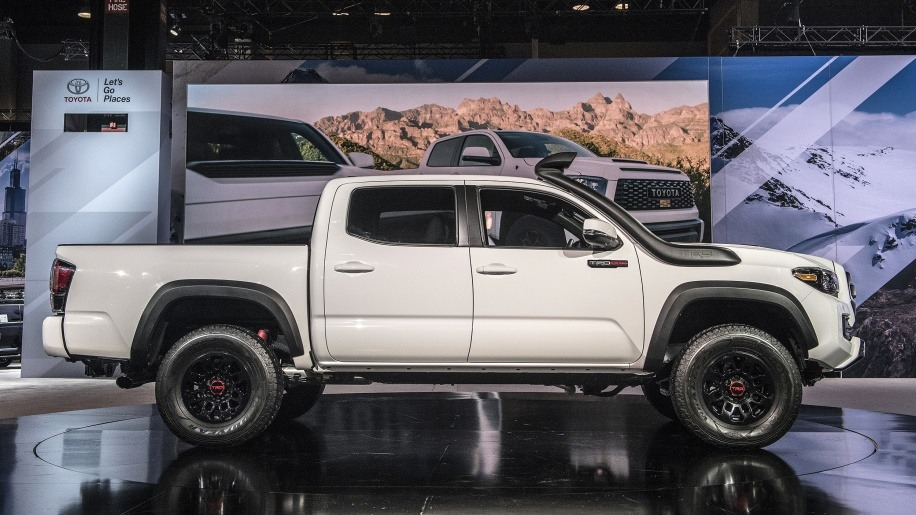 The 2019 Tacoma Truck Redesign and Price