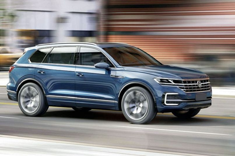 New 2019 Touareg Tdi New Review