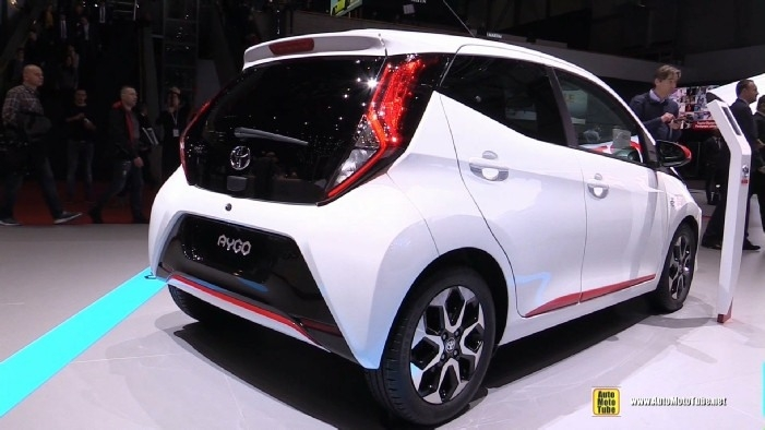 New 2019 Toyota Aygo Redesign and Price