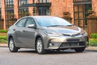 The 2019 Toyota Corolla Le Review