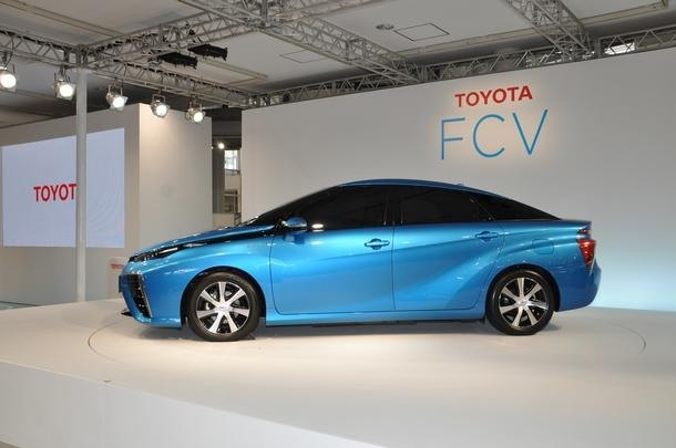 The 2019 Toyota Fcv Release date and Specs