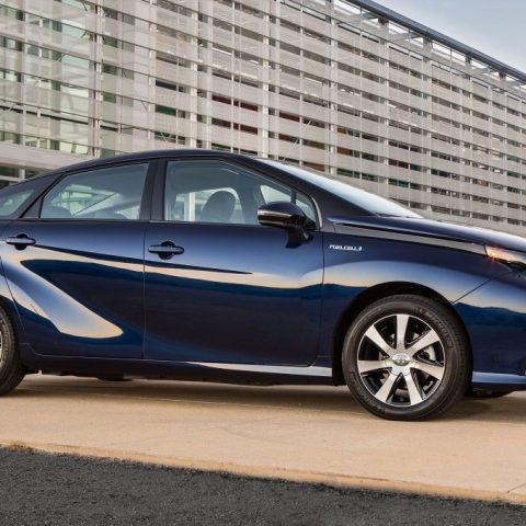 New 2019 Toyota Fcv New Review