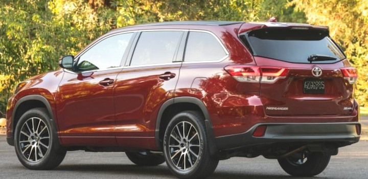 Best 2019 Toyota Highlander Hybrid Review