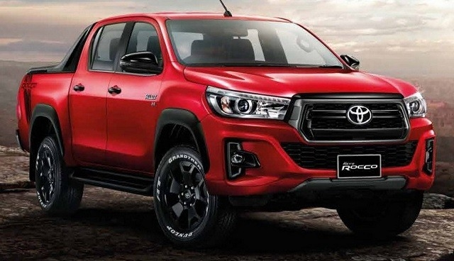 2019 Toyota Hilux Price and Release date