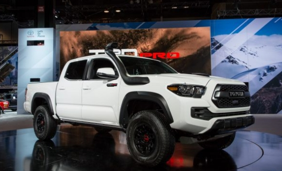 Best 2019 Toyota Tacoma First Drive