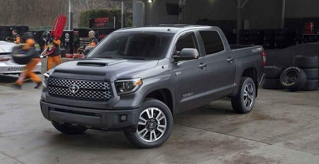 The 2019 Toyota Trucks Overview