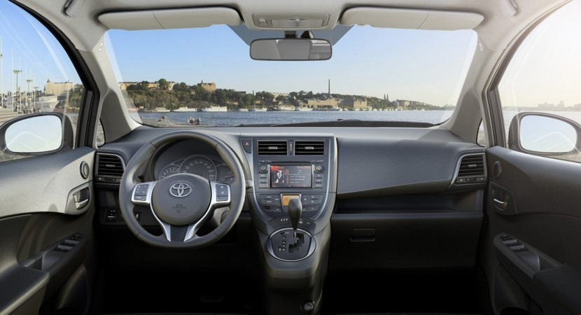2019 Toyota Verso S Review