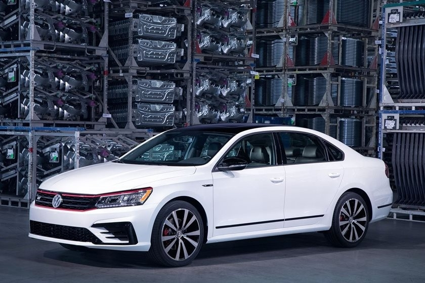 Best 2019 Volkswagen Passat First Drive