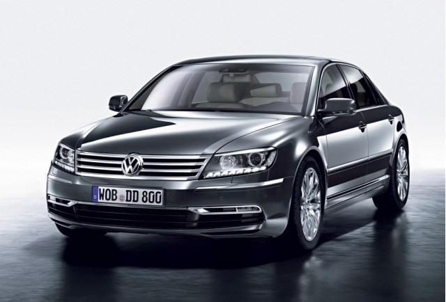 The 2019 Volkswagen Phaeton Release date and Specs