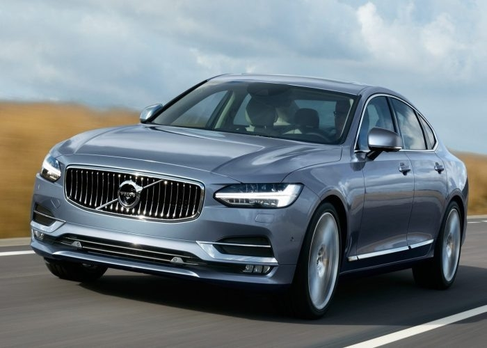 2019 Volvo S80 First Drive • Cars Studios