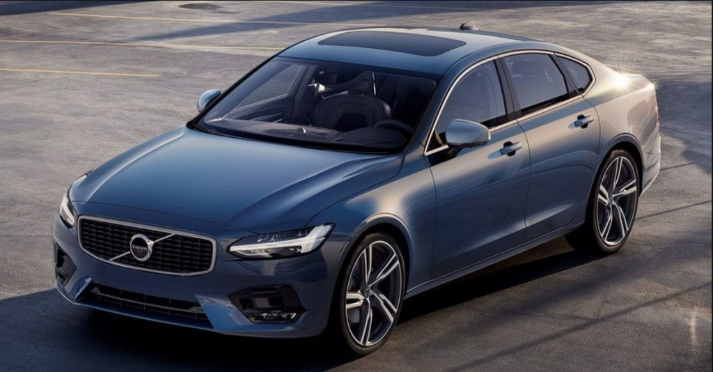 Best 2019 Volvo S90 Sport Review and Specs