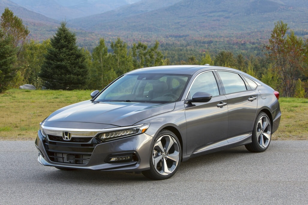 The Accord 2019 First Drive