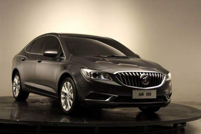 All 2018 Buick Verano Overview