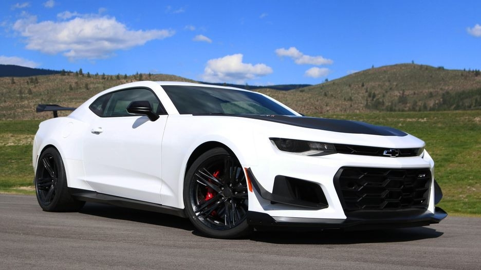 All 2018 Chevy Camaro Specs and Review