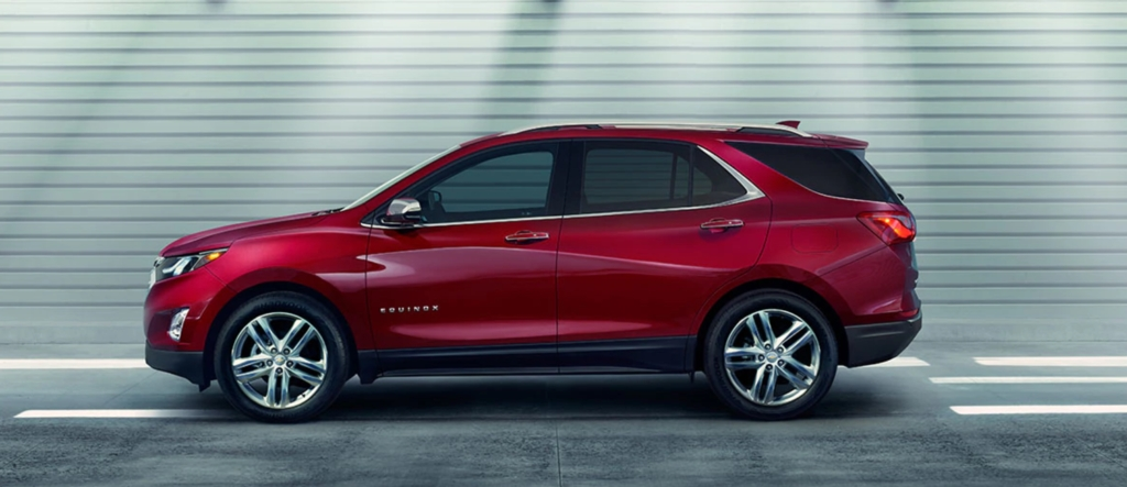 New All 2018 Chevy Equinox Review and Specs