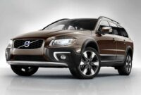 Best All 2018 Volvo Xc70 New Review