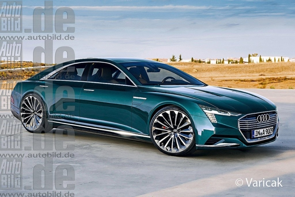 All 2019 Audi A9 Review and Specs