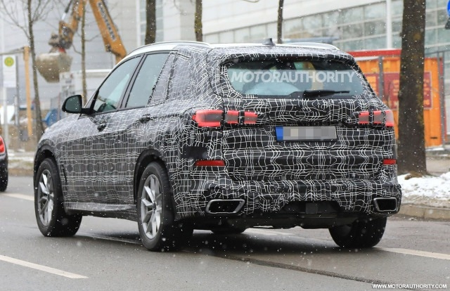All 2019 BMW X5 Redesign
