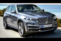New All 2019 BMW X5 Redesign