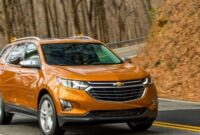 The All 2019 Chevy Equinox Price and Release date