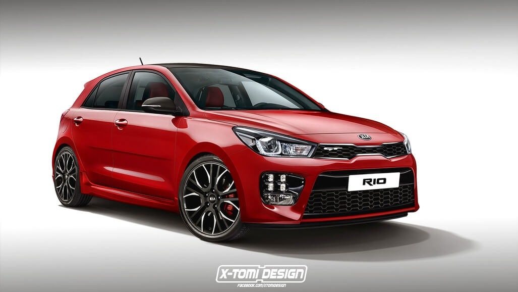 Best All 2019 Kia Rio Review and Specs