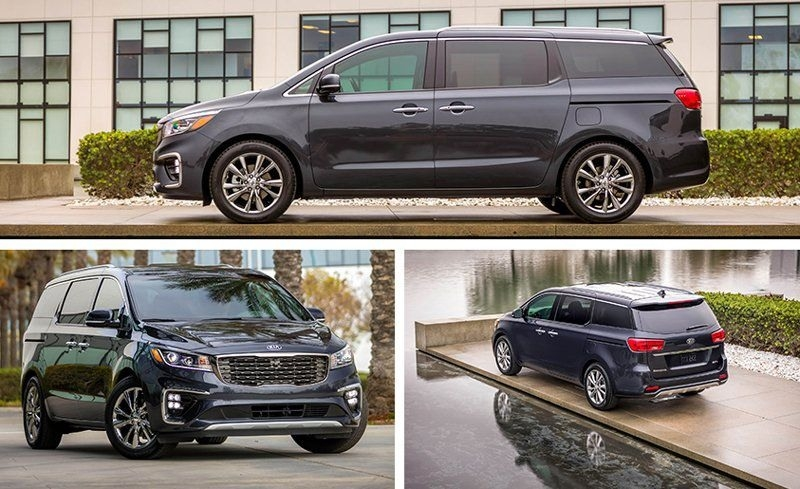 New All 2019 Kia Sedona Picture