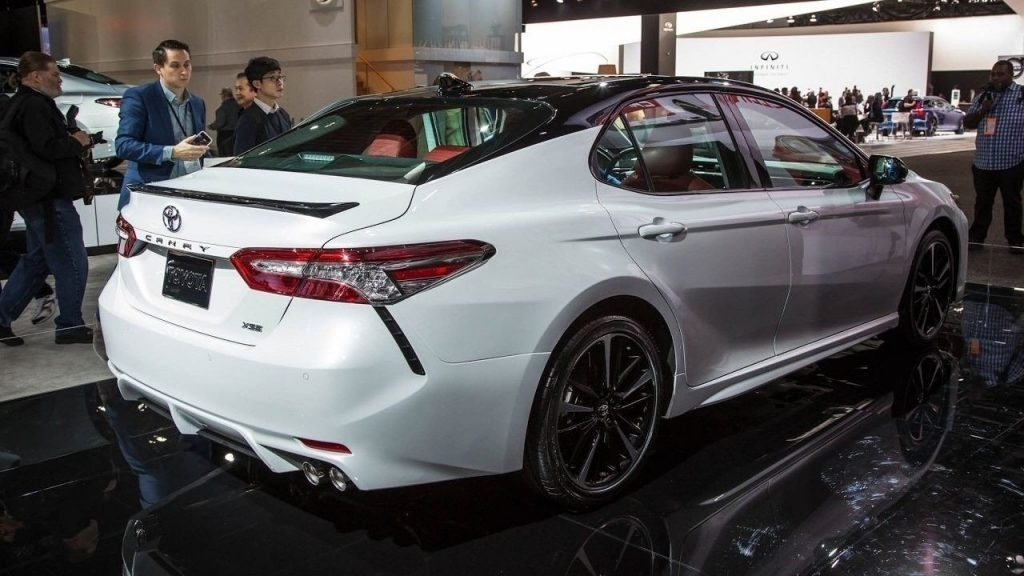 Best All 2019 Toyota Camry Review