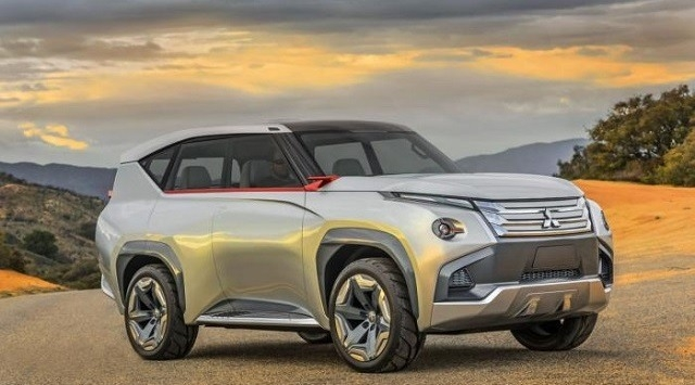 All Mitsubishi Pajero 2018 Price and Release date