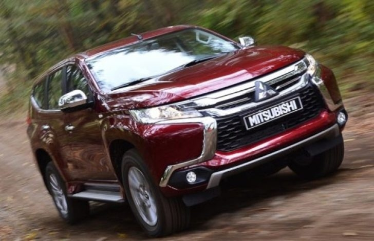 Best All Mitsubishi Pajero 2018 Redesign and Price